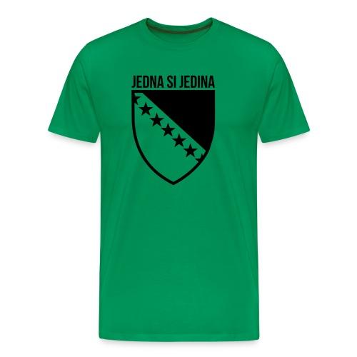 Jedna Si Jedina Bosna - Männer Premium T-Shirt