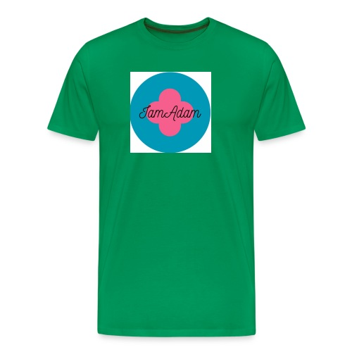 IamAdam - Premium-T-shirt herr
