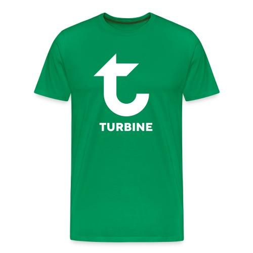 Turbine Basics - Männer Premium T-Shirt