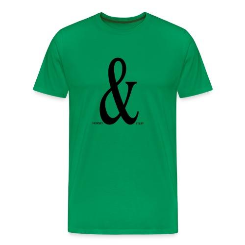 Horses & Stuff - Männer Premium T-Shirt
