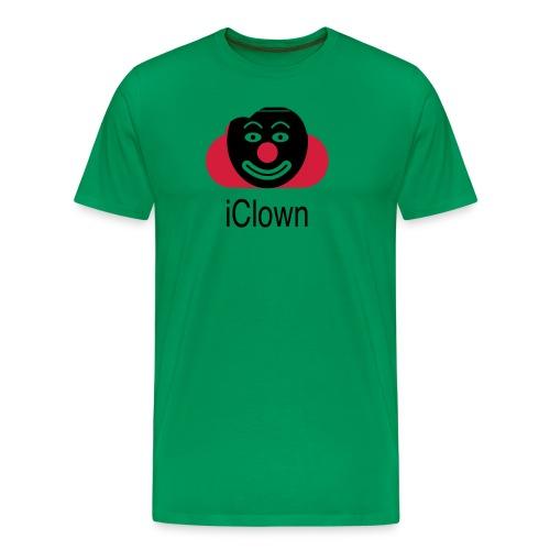 iClown - Maglietta Premium da uomo