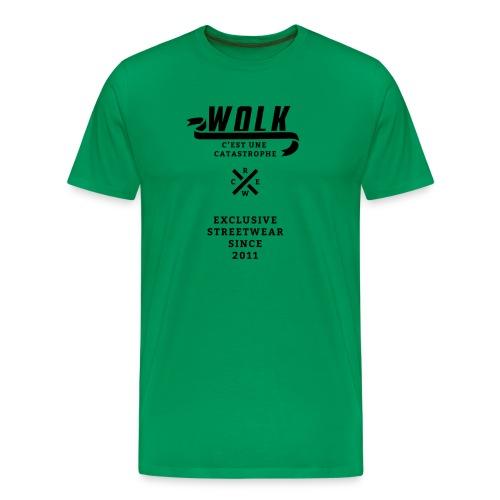 varsityx04 - Mannen Premium T-shirt