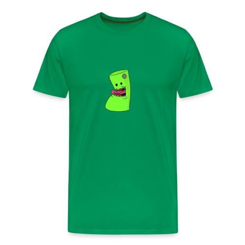 Monstruo - Camiseta premium hombre