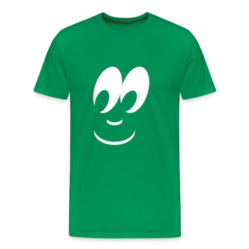 teddy face - Männer Premium T-Shirt