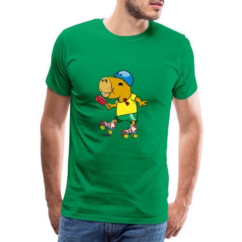 Ice cream - Männer Premium T-Shirt