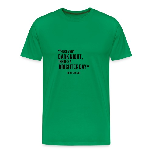 Mental Health Quote 2 - Men's Premium T-Shirt