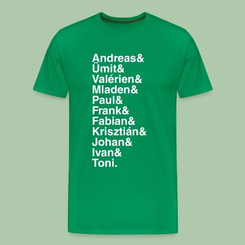 0304 - Männer Premium T-Shirt