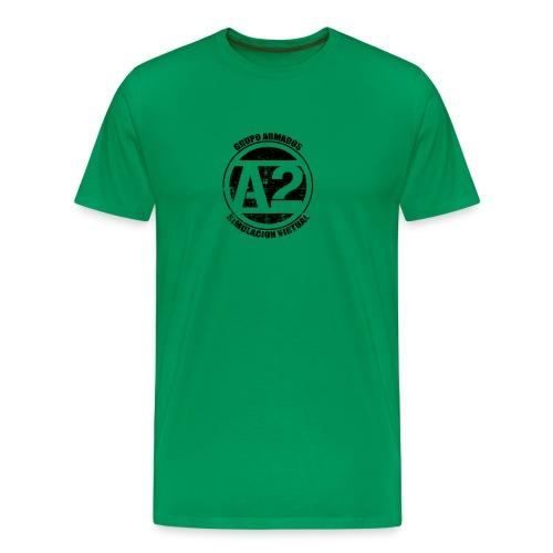 Sudadera ArmaDos Verde - Camiseta premium hombre