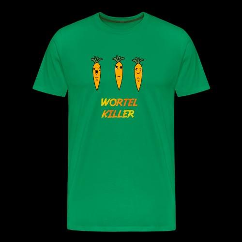 Wortel Killer [Kids Premium T-Shirt] - Mannen Premium T-shirt