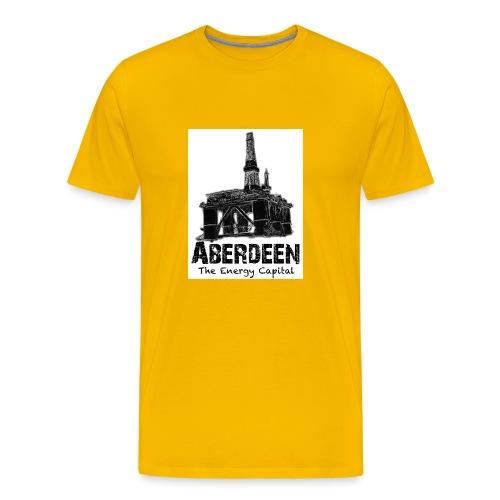 Aberdeen Energy Capital - Men's Premium T-Shirt