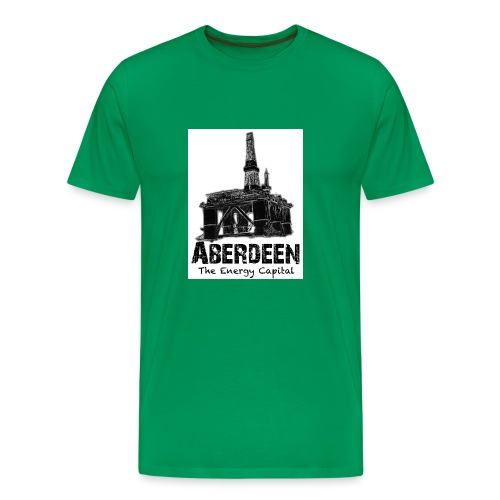 Aberdeen Energy Capital - Men's Premium T-Shirt