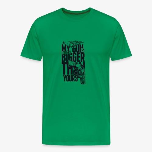 Gewehr - Männer Premium T-Shirt