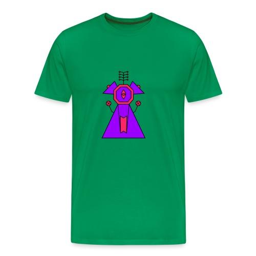 Obey - Premium-T-shirt herr