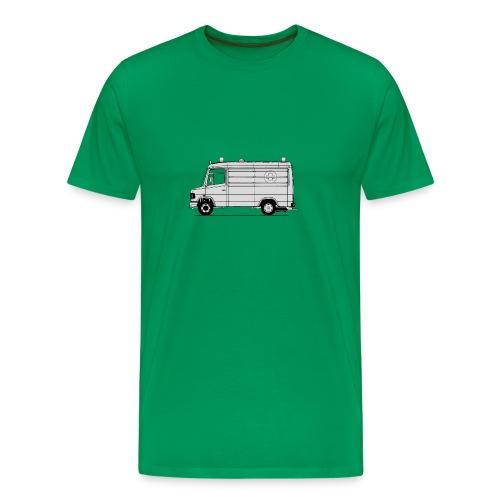609 ambu - Mannen Premium T-shirt