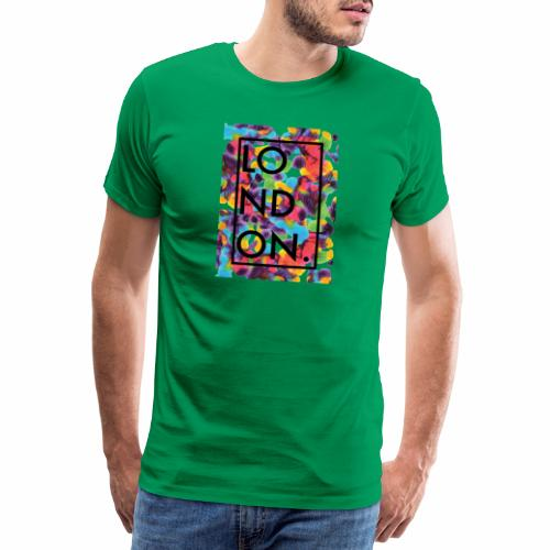 London Art 2 - Men's Premium T-Shirt