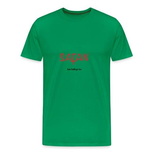 Satan a aussi des sentiments - T-shirt Premium Homme