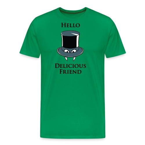 delicious_friend - Men's Premium T-Shirt