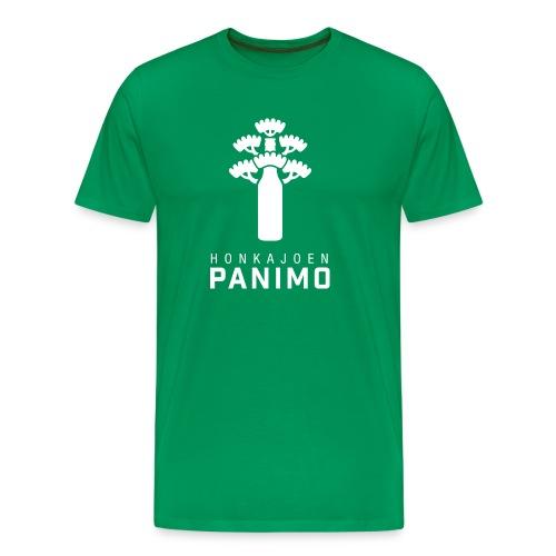 Honkajoen Panimo Logo - Miesten premium t-paita