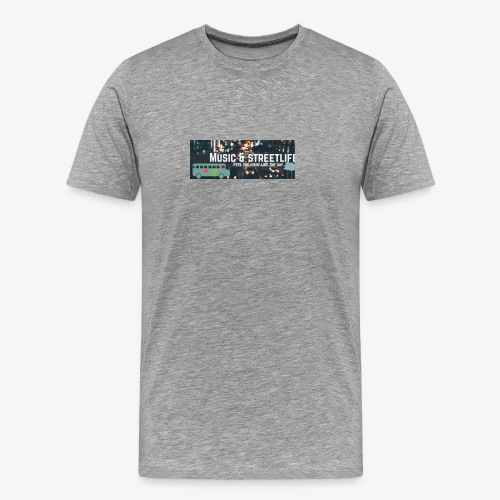 BeFunky Design - T-shirt Premium Homme
