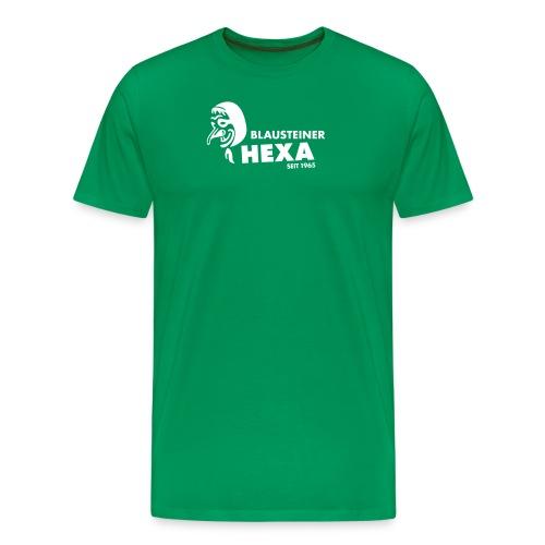 Blausteiner Hexa 1956 3 - Männer Premium T-Shirt