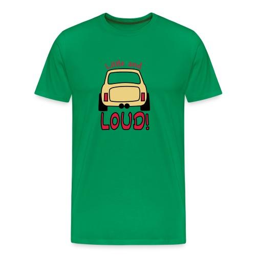 LittleandLoud - Men's Premium T-Shirt