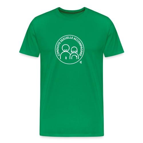conduite sexuelle accompagnee - T-shirt Premium Homme