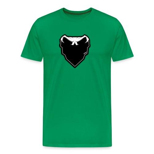 b4dxlogosmall png - Männer Premium T-Shirt