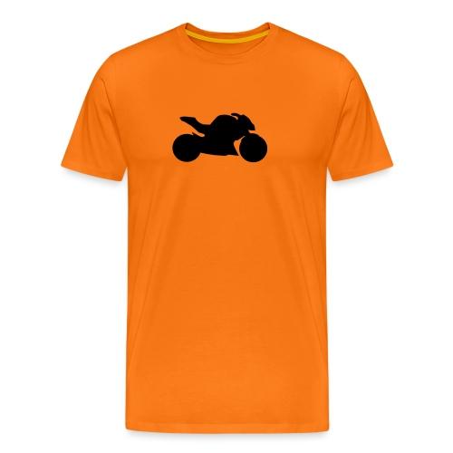 Naked Modern 0NK01 - Men's Premium T-Shirt