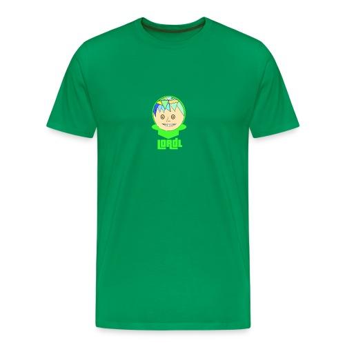 Lord L Comic - Männer Premium T-Shirt