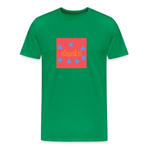 deniz - Men's Premium T-Shirt
