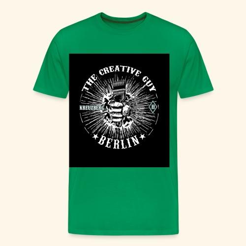 the creative Guy - Men's Premium T-Shirt