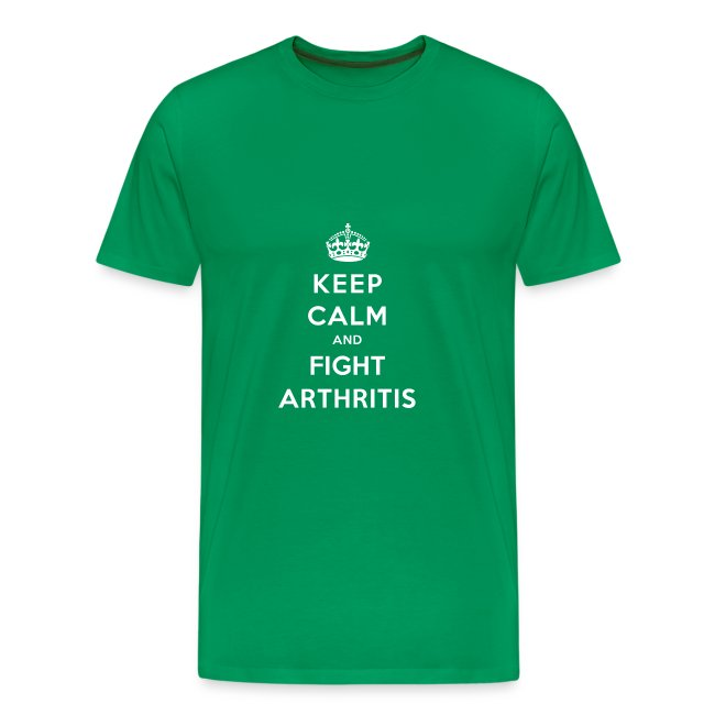 Keep Calm and Fight