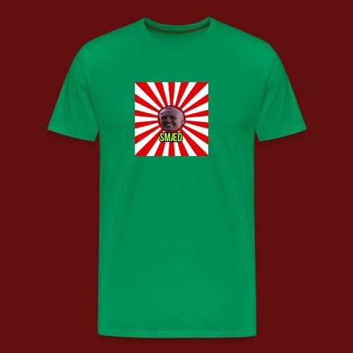 Limited Edition - Smæd T-shirt - Premium T-skjorte for menn