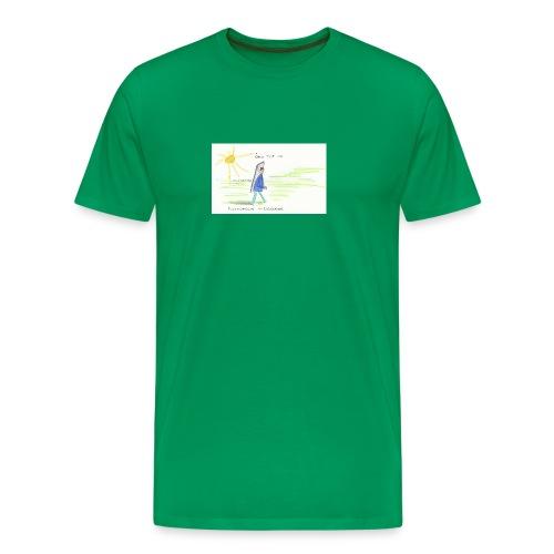 Sonnenenergie - Männer Premium T-Shirt
