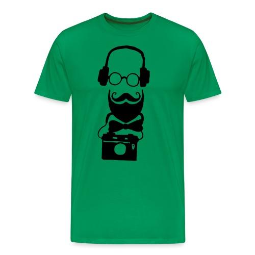 Hippster - Männer Premium T-Shirt