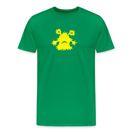 monster_uni - Männer Premium T-Shirt