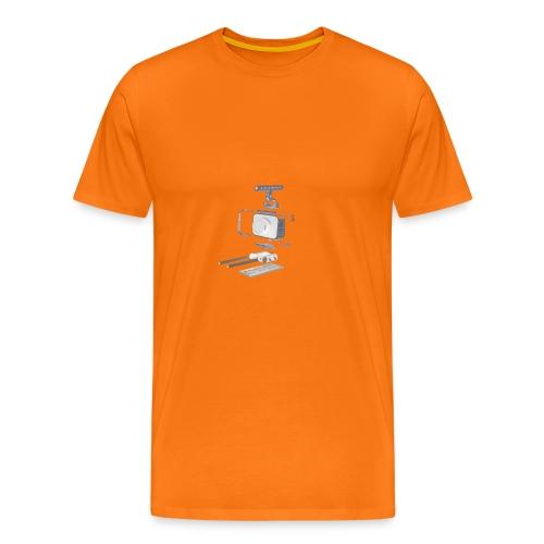 VivoDigitale t-shirt - Blackmagic - Maglietta Premium da uomo