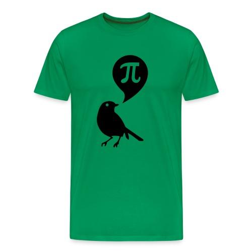 pi - Mannen Premium T-shirt
