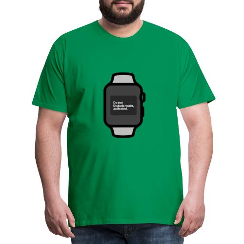 Non Disturbare! - Maglietta Premium da uomo