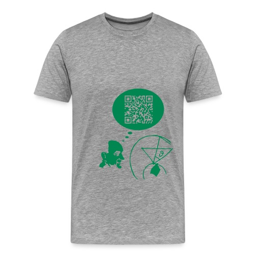 fermi piano tuners - Camiseta premium hombre