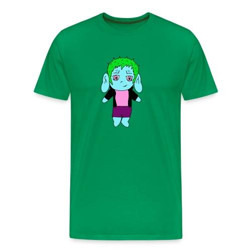 Chibi - Männer Premium T-Shirt