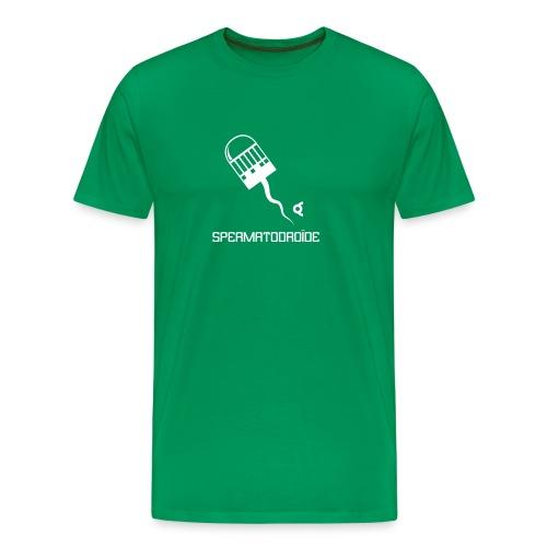 spermatodroide - T-shirt Premium Homme