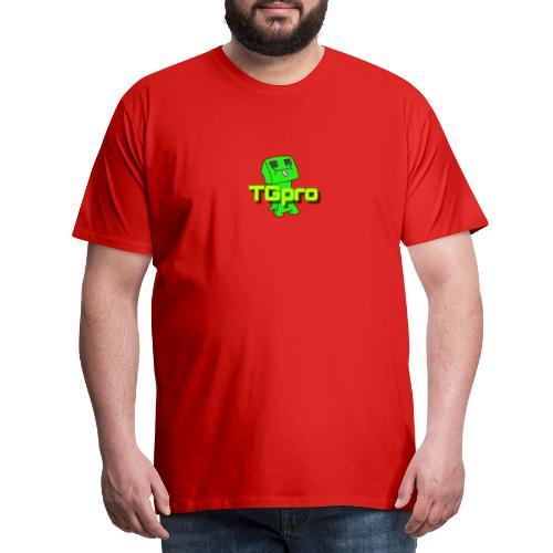TGpro Creeper logo - Men's Premium T-Shirt