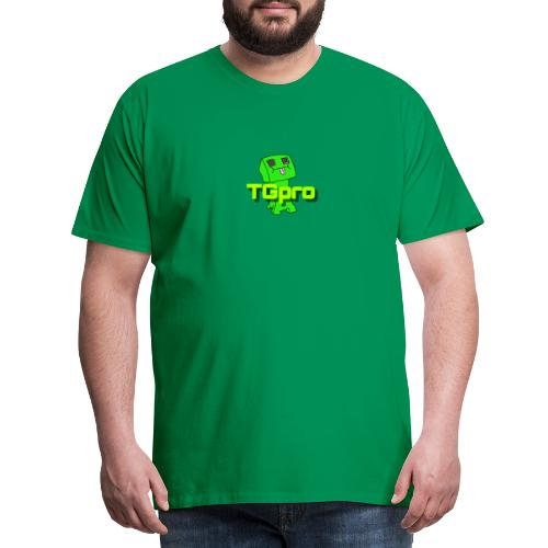 TGpro Creeper logo - Men's Premium T-Shirt