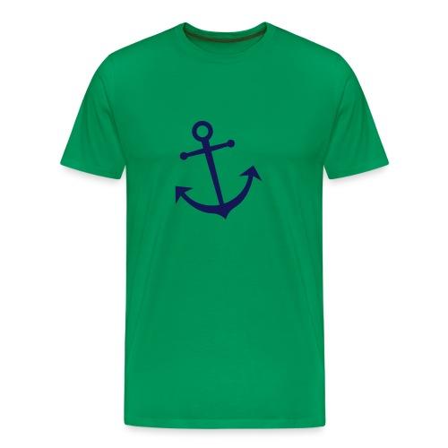 Anker - Segeln - Männer Premium T-Shirt