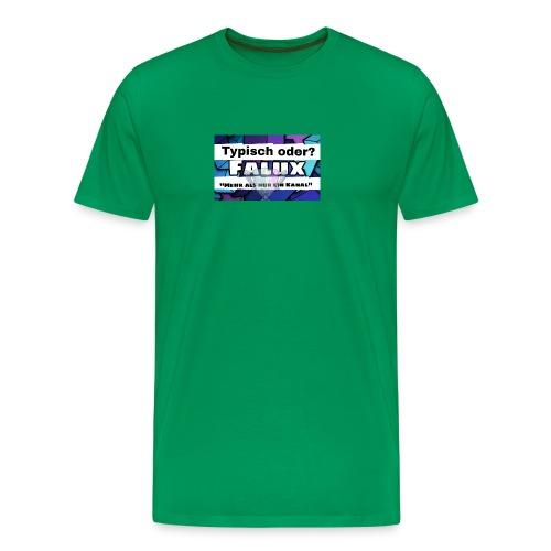 Falux Kanalbanner - Männer Premium T-Shirt