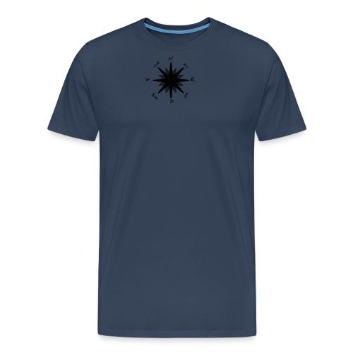 Compass bussola - Maglietta Premium da uomo