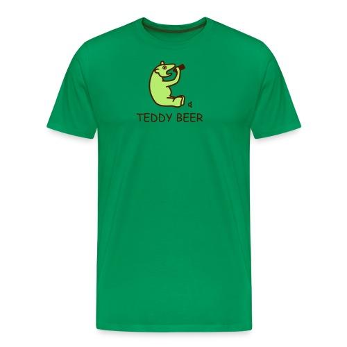 teddy beer - T-shirt Premium Homme