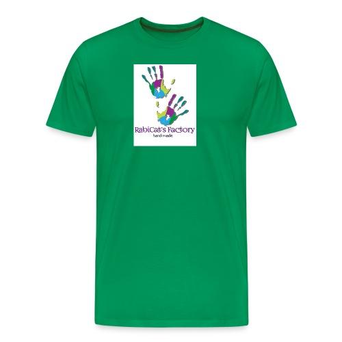 rabicat_mani - Maglietta Premium da uomo
