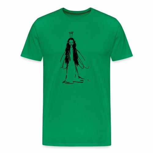 Reine des fées - T-shirt Premium Homme